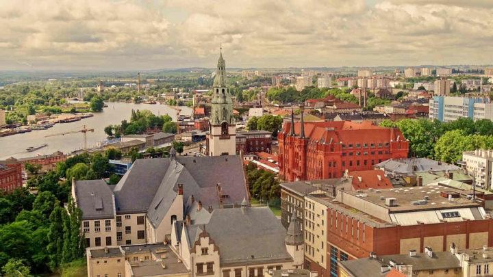 Usługi pogrzebowe w mieście Szczecin